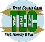 Tec Recycling Mobile Logo